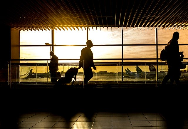 maletas para volar en avion