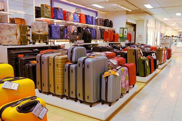 tipos de maletas